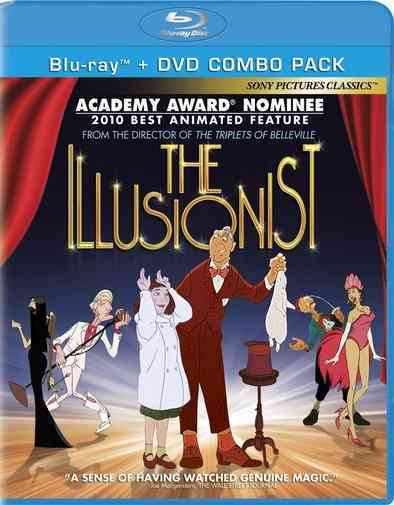 ILLUSIONIST (BD/DVD COMBO) BY DONDA,JEAN-CLAUDE (Blu-Ray)